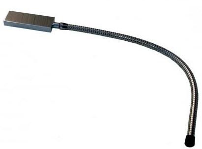 Tauplatte, klein, mit flex. Stiel, 35 cm lang