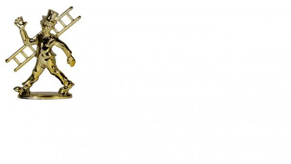 Kunststoffschornsteinfeger gold 25 Stck. im Beutel