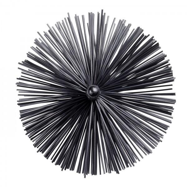 Stoßbesen Perlon mit Klickverschluss