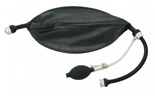Abdichtblase mit Geräteschlauch NW Ø 350-600 mm