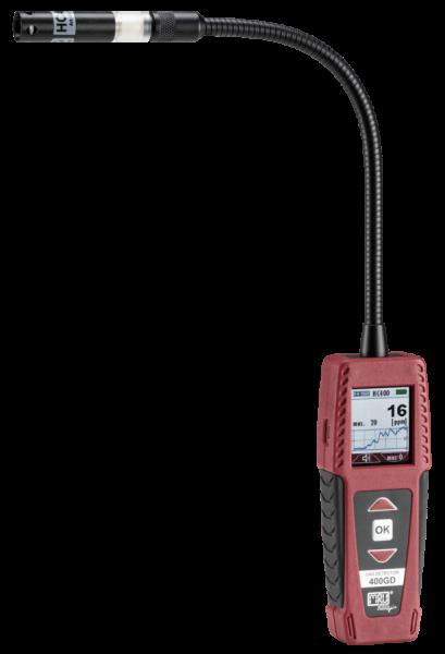 MultifunktionsLeckage-Detektor MRU 400GD