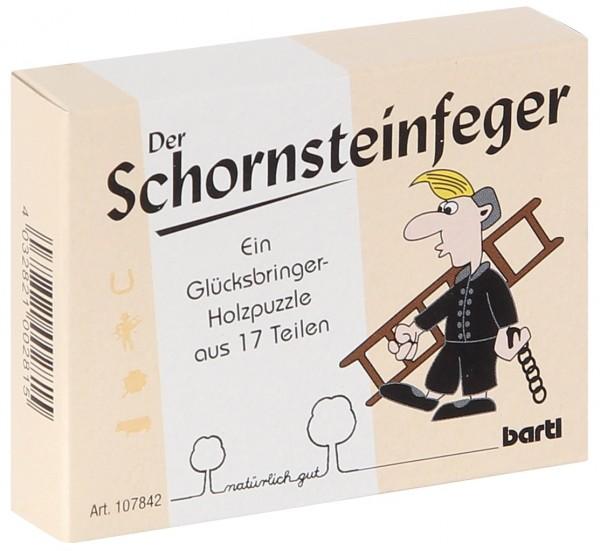 Schornsteinfeger-Holzpuzzle
