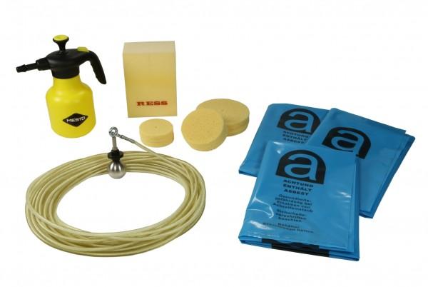 Asbest Überprüfungs-Set