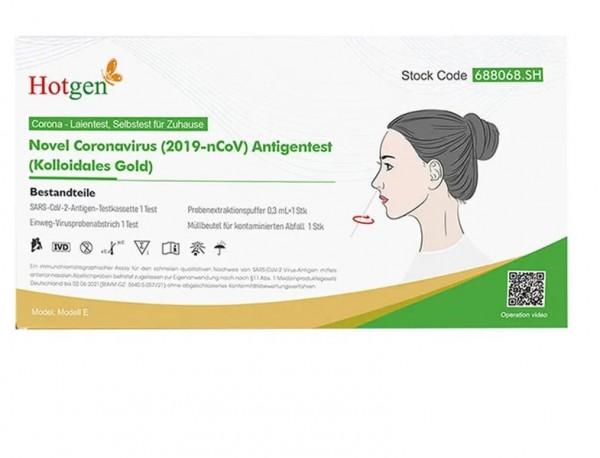 Hotgen Corona Antigen Selbsttest für Laien
