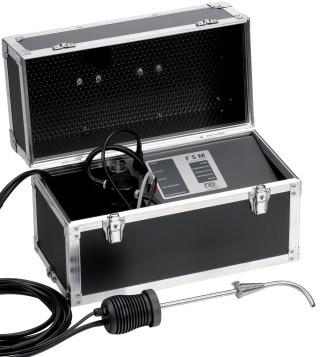 MRU FSM Koffer für den Staubsammelprozess