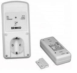 Funk-Abluft-Sicherheitsschalter DIBt