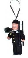 Schornsteinfeger-Puppe, klein