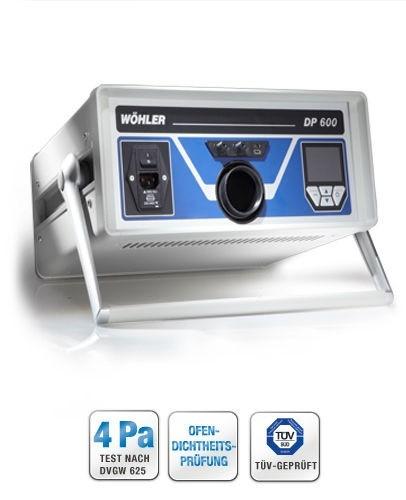Wöhler DP 600 Dichtheitsprüfgerät