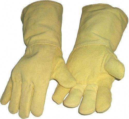 Hitzeschutz-Handschuhe 5-Finger