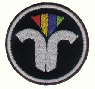 Berufswappen, rund, neues Emblem