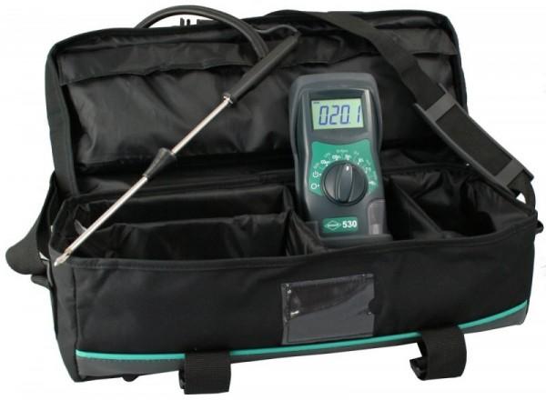 Brigon 530 CO2-Indikator mit CO- und Temperaturmessung