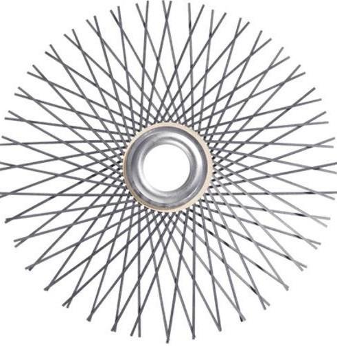 Leinstern - Federstahl, 70 cm Durchmesser