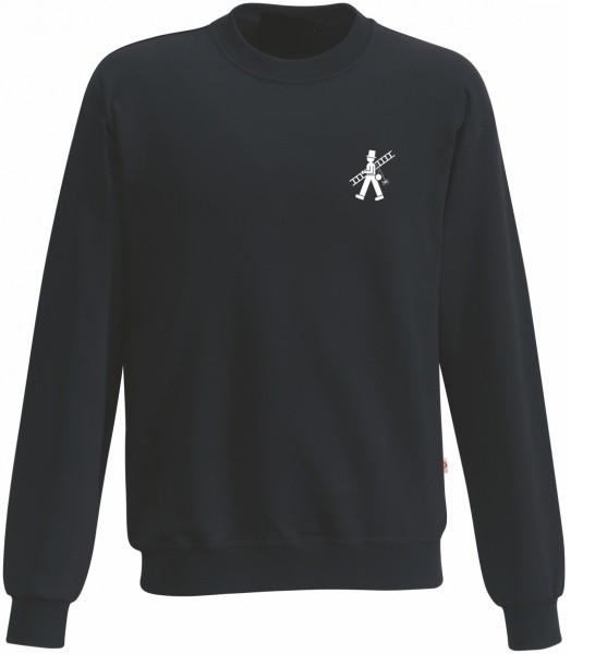 Sweat Shirt mit Schornsteinfeger Logo