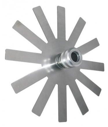 Kratzfedereinlage, Drm. 240 mm