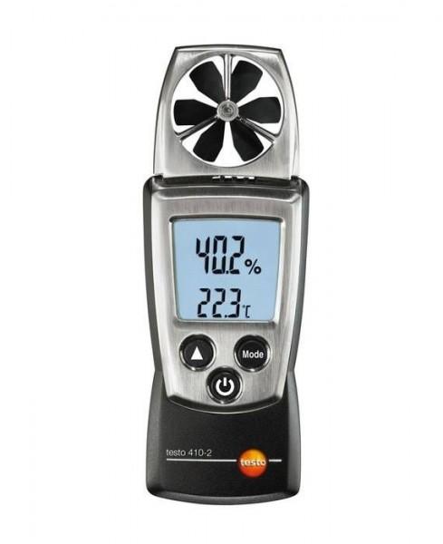 testo 410-2 - Flügelrad-Anemometer