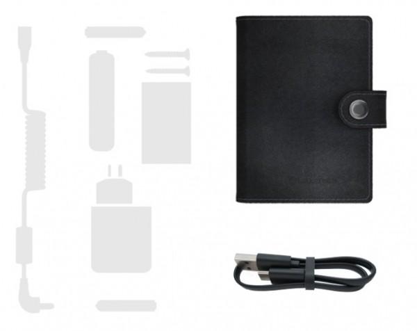 Ledlenser Lite Wallet Classic schwarz