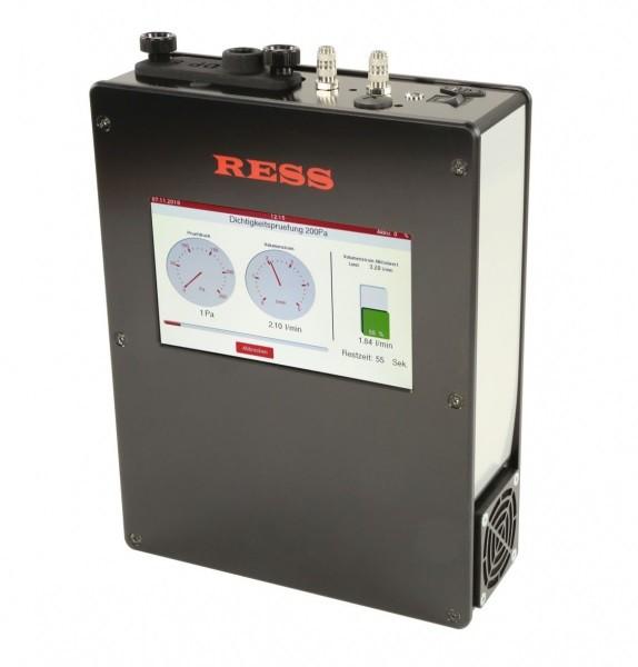 RESS-Dichtheitsprüfgerät DP5 mit Ladegerät und Bedienungsanleitung